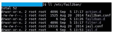 CentOS7下安装Fail2ban阻止ssh暴力测试教程
