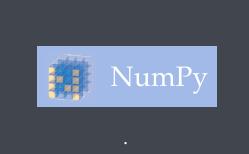 Python的numpy库介绍   NumPy初体验