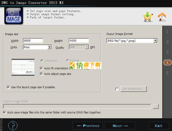 DWG to Image Converter MX免费版下载