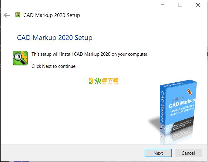 CAD Markup 2020