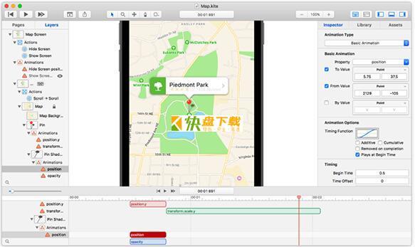 Kite Compositor For Mac中文版下载