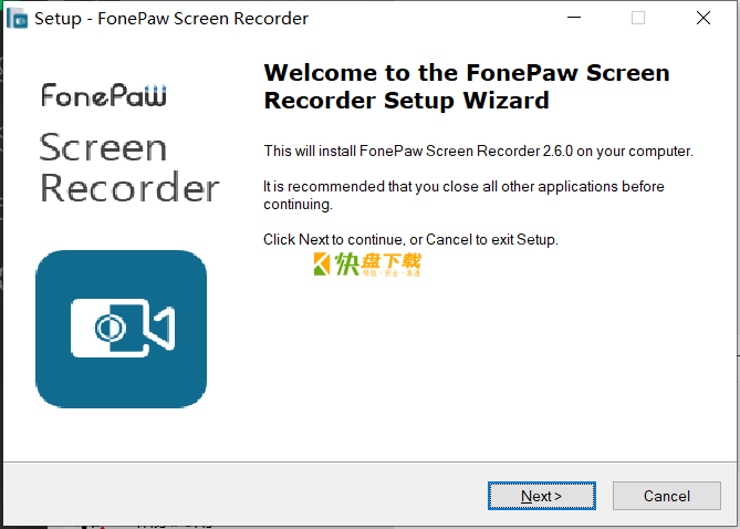 FonePaw Screen Recorder免费版下载