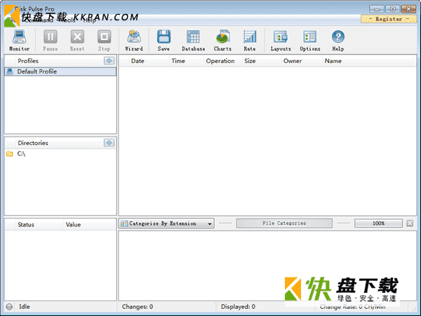 Disk Pulse Pro中文版下载