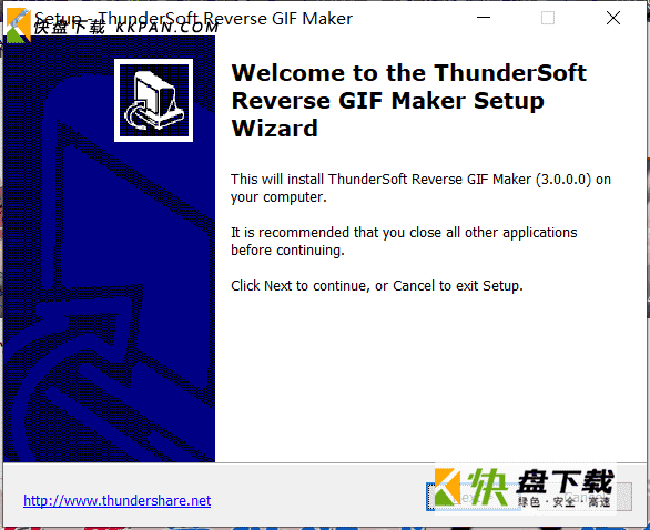 ThunderSoft Reverse GIF Maker最新版下载