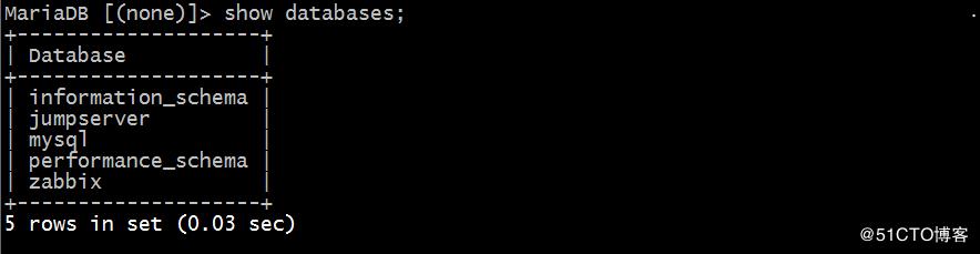 zabbix企业级监控之监控数据库常见问题