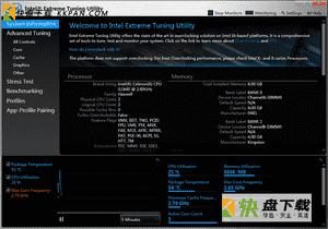 Intel XTU下载
