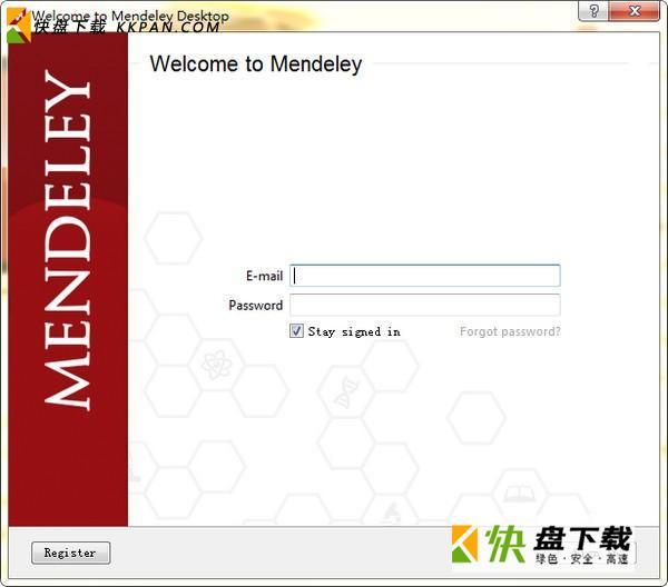 mendeley desktop下载