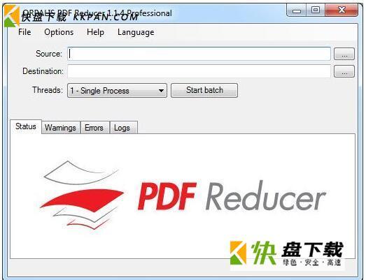 ORPALIS PDF Reducer下载
