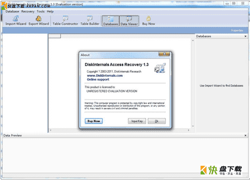 DiskInternals Access Recovery下载