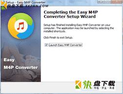 Easy M4P Converter下载