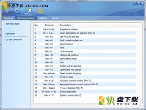 桌面快捷方式管理软件shortcutor最新版下载 v1.9