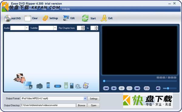 Ease DVD Ripper下载