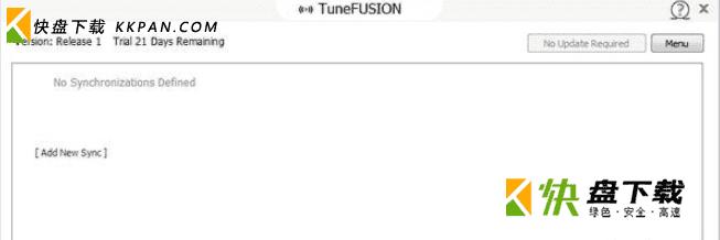 TuneFUSION下载