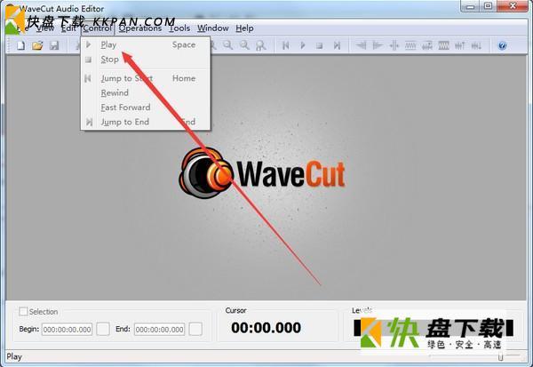 WaveCut Audio Editor下载