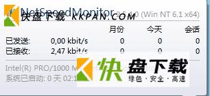 NetSpeedMonitor下载