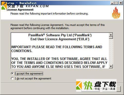 PassMark BurnInTest Pro免费版下载 v9.0