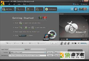 Aiseesoft AVI MPEG Converter下载