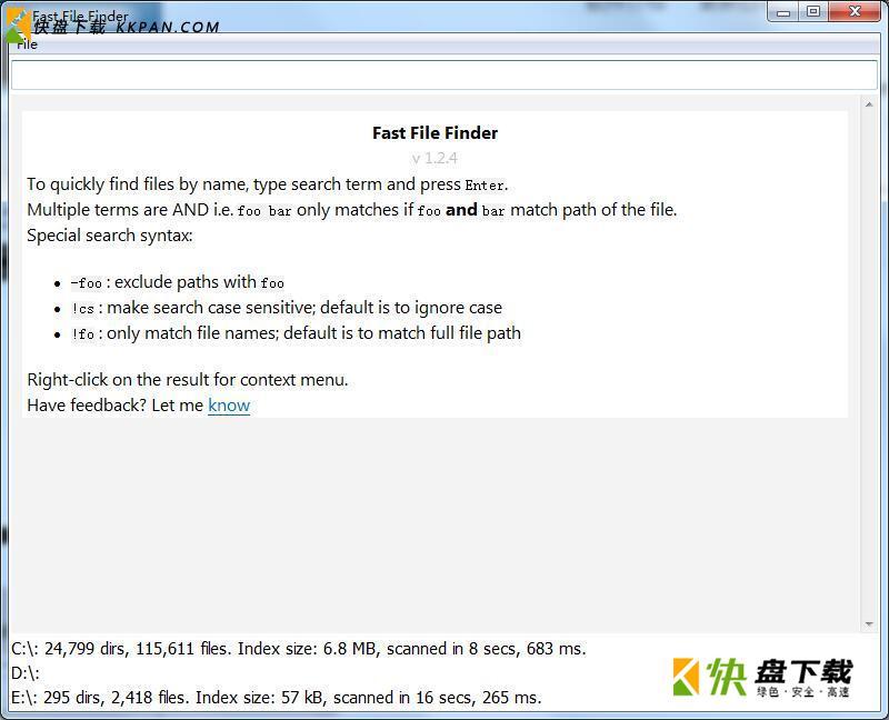 Fast File Finder下载