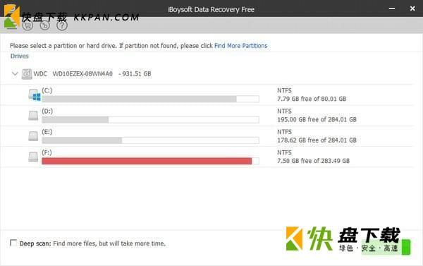 iBoysoft Data Recovery下载