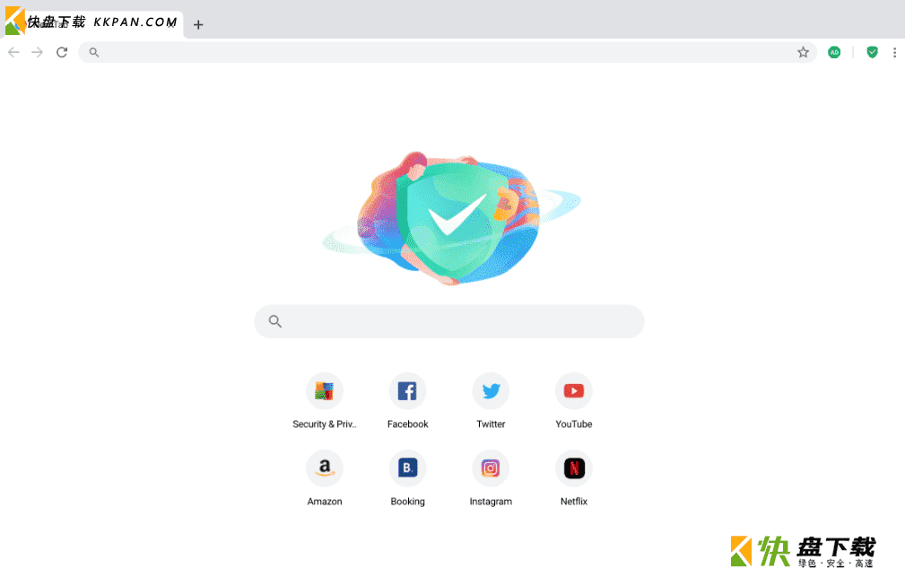 AVG Secure Browser 81.0 Windows 版