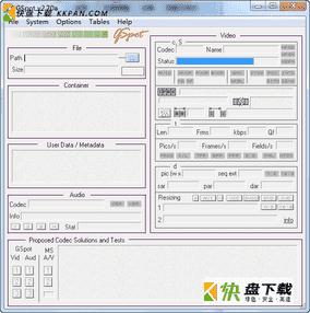 GSpot编码检测器下载
