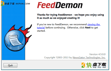feeddemon下载