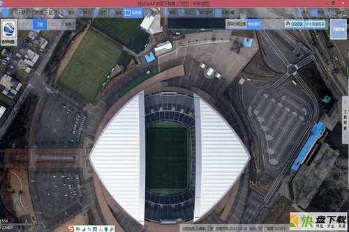 谷歌卫星地图下载