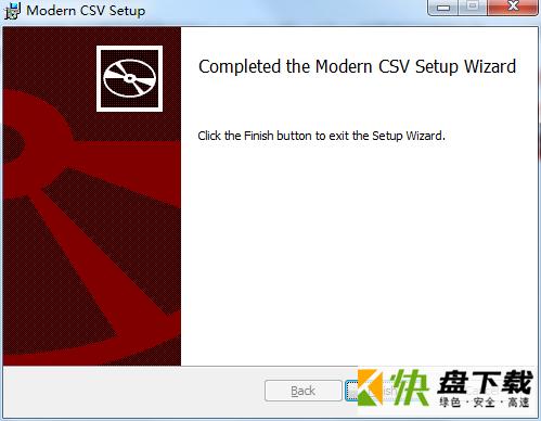 Modern CSV