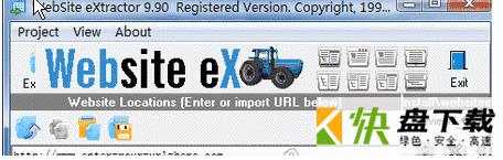 website extractor下载