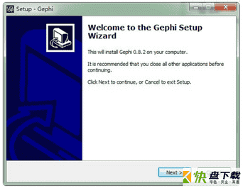 gephi免费版下载 v0.82