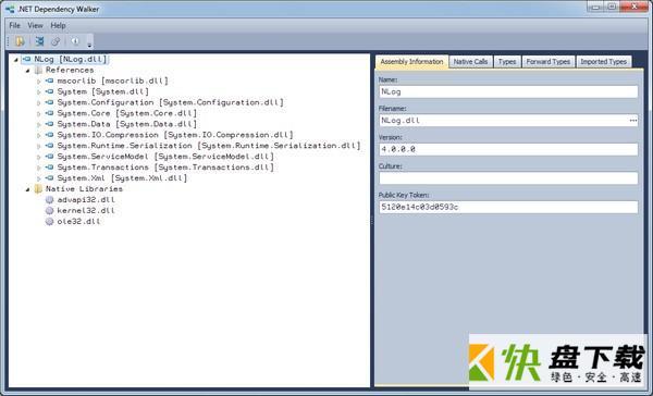 .NET Dependency Walker下载