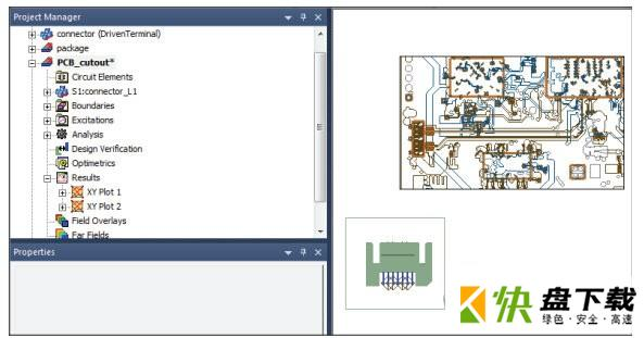 ANSYS HFSS 三维电磁仿真软件 v19.2免费版