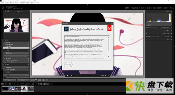 Adobe Lightroom Classic管理软件