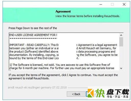 Reuschtools软件
