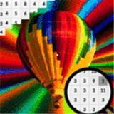 给气球着色app下载