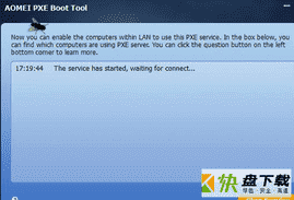 AOMEI PXE Boot Free下载