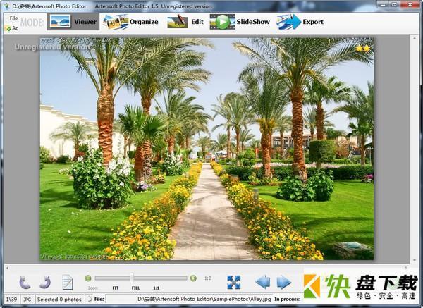 Artensoft Photo Editor