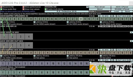 ASIO Link Pro