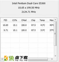 CPU调频