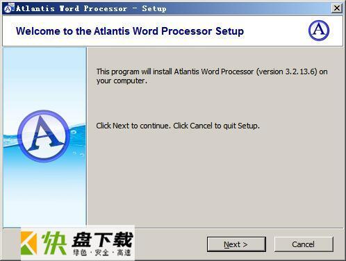 Atlantis Word Processor文字处理工具 v4.02免费版