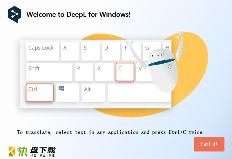 DeepL翻译器 v2.0