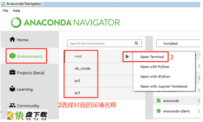 Anaconda3中文版