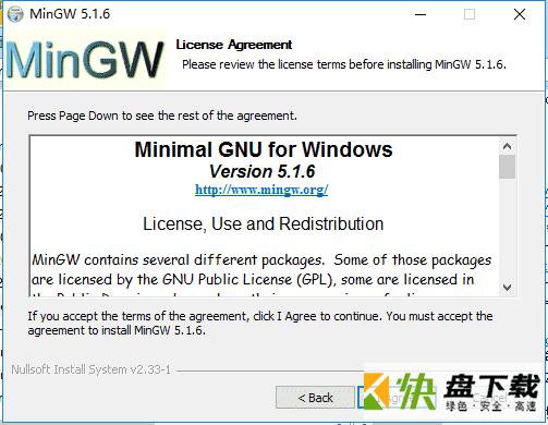 MinGW