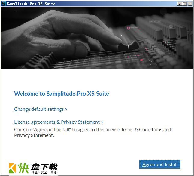 Samplitude Pro下载