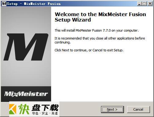 MixMeister Fusion下载
