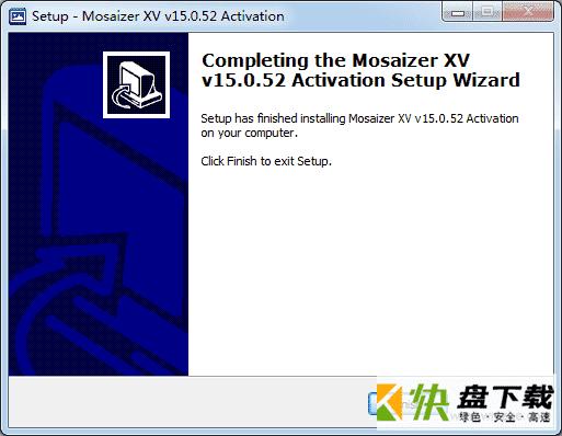 Mosaizer XV