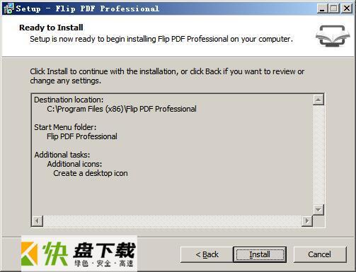 Flip PDF Professional