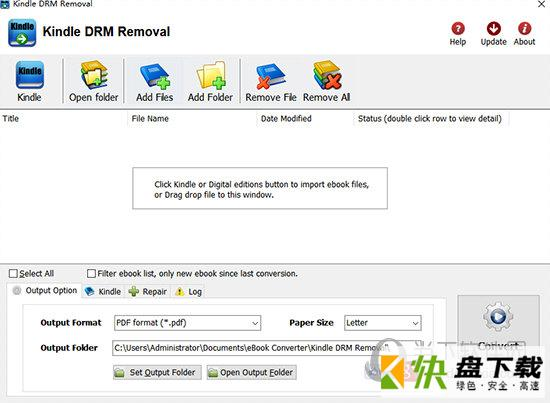 Kindle DRM Removal下载