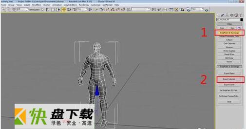 Bodypaint 3D