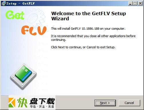 GetFLV v18.5破解版